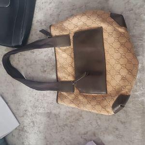 Gucci Cordoroy GG tote - 12 hour sale